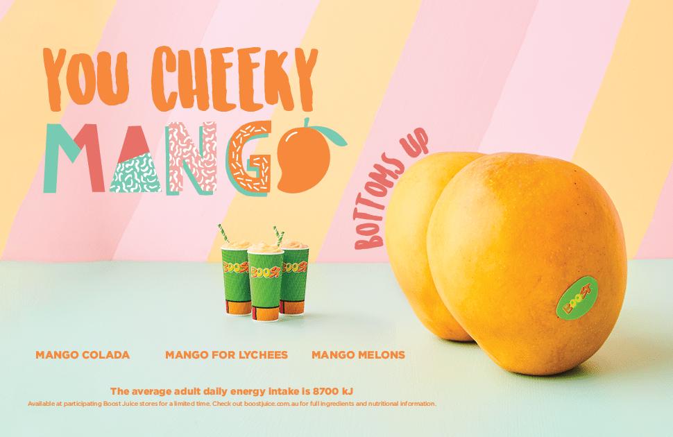 Cheeky Mango