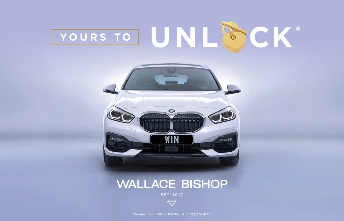 Yours to Unlock