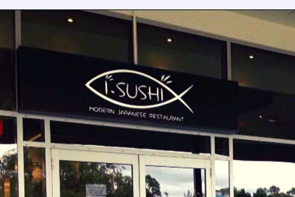 Isushi are Open for Takeaway!