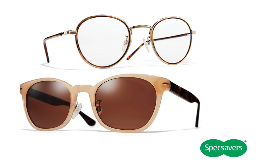 Specsavers launches Enhanced Fit eyewear range