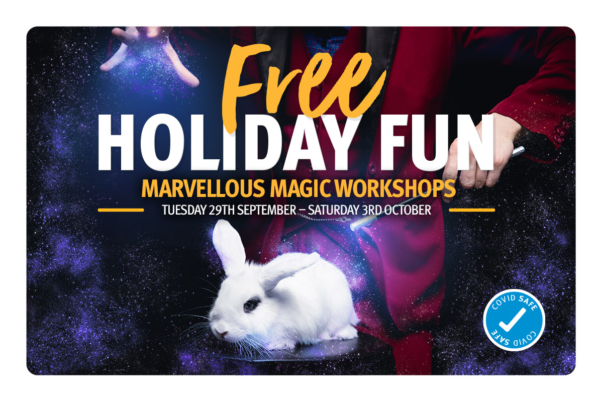 Marvellous Magic Workshops
