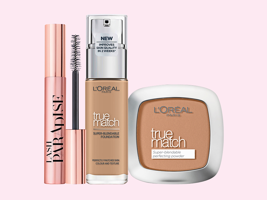 Save 40% Off The Loreal Paris Cosmetic And Skincare Ranges